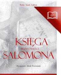 Księga Przypowieści Salomona Rabina Cylkowa - Izaak Cylkow - ebook