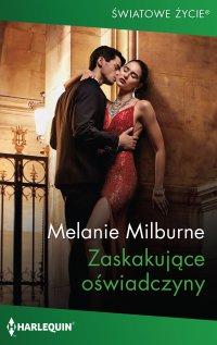 Zaskakujące oświadczyny - Melanie Milburne - ebook