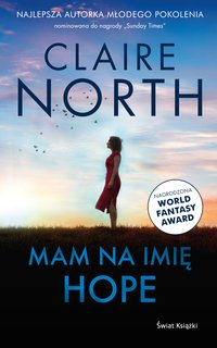 Mam na imię Hope - Claire North - ebook