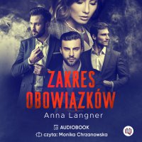 Zakres obowiązków - Anna Langner - audiobook
