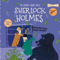 Klasyka dla dzieci. Sherlock Holmes. Tom 4. Nakrapiana przepaska - Arthur Conan Doyle - audiobook