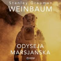 Odyseja marsjańska - Stanley G. Weinbaum - audiobook