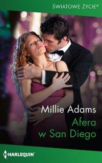 Afera w San Diego - Millie Adams - ebook