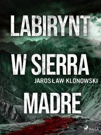 Labirynt w Sierra Madre - Jarosław Klonowski - ebook