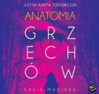 Anatomia grzechów - Kasia Magiera - audiobook