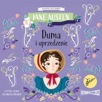 Klasyka dla dzieci. Duma i uprzedzenie - Jane Austen - audiobook