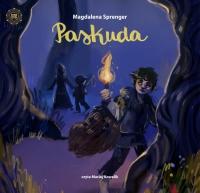 Paskuda - Magdalena Sprenger - audiobook