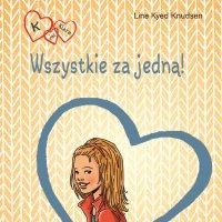 K jak Klara 5 - Wszystkie za jedną! - Line Kyed Knudsen - audiobook