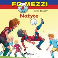 FC Mezzi 3 - Nożyce - Daniel Zimakoff - audiobook