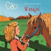 K jak Klara 12 - W stajni - Line Kyed Knudsen - audiobook