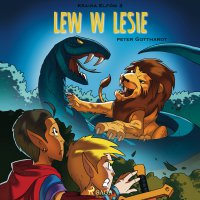 Kraina Elfów 2 - Lew w lesie - Peter Gotthardt - audiobook