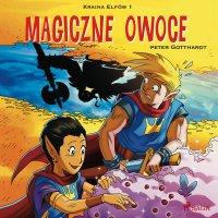 Kraina Elfów 1 - Magiczne owoce - Peter Gotthardt - audiobook