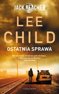 Ostatnia sprawa - Lee Child - ebook