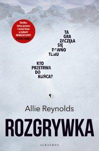 Rozgrywka - Allie Reynolds - ebook
