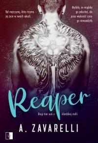 Reaper - A. Zavarelli - ebook