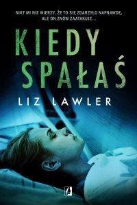 Kiedy spałaś - Liz Lawler - ebook