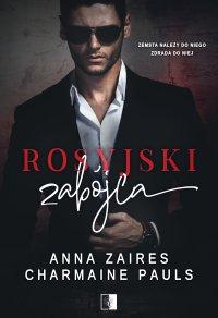 Rosyjski zabójca - Anna Zaires - ebook