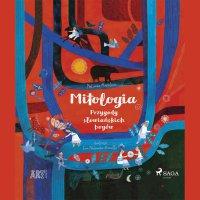 Mitologia - Przygody słowiańskich bogów - Melania Kapelusz - audiobook