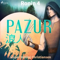 Ronin 4 - Pazur - Jesper Nicolaj Christiansen - audiobook