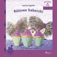 Różowe babeczki - Joanna Jagiełło - audiobook