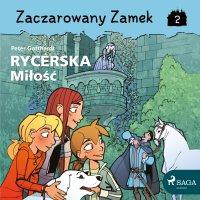 Zaczarowany Zamek 2 - Rycerska Miłość - Peter Gotthardt - audiobook