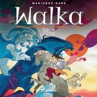 Walka Disy - Marianne Gade - audiobook