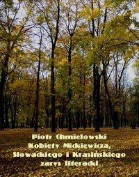 Kobiety Mickiewicza, Słowackiego i Krasińskiego - Piotr Chmielowski - ebook