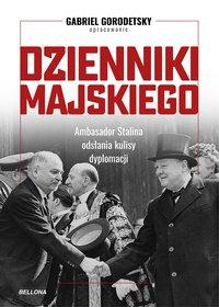 Dzienniki Majskiego - Gabriel Gorodetsky - ebook