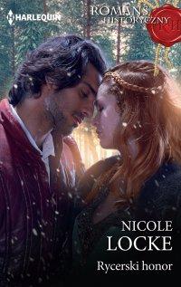 Rycerski honor - Nicole Locke - ebook