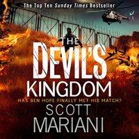 Devil's Kingdom (Ben Hope, Book 14) - Scott Mariani - audiobook