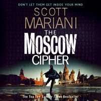 Moscow Cipher - Scott Mariani - audiobook