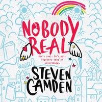 Nobody Real - Steven Camden - audiobook