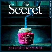 Secret - Katerina Diamond - audiobook