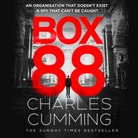 Box 88 - Charles Cumming - audiobook