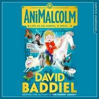 AniMalcolm - David Baddiel - audiobook
