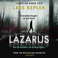 Lazarus (Joona Linna, Book 7) - Lars Kepler - audiobook