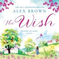 Wish - Alex Brown - audiobook
