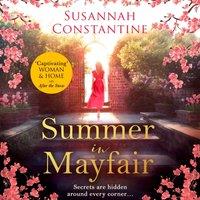 Summer in Mayfair - Susannah Constantine - audiobook