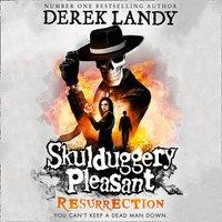 Resurrection (Skulduggery Pleasant, Book 10) - Derek Landy - audiobook
