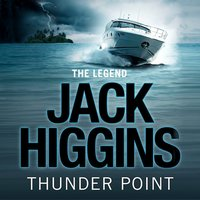 Thunder Point - Jack Higgins - audiobook