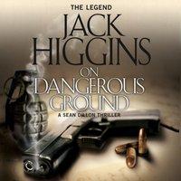 On Dangerous Ground - Jack Higgins - audiobook
