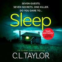 Sleep - C.L. Taylor - audiobook