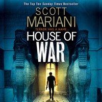 House of War (Ben Hope, Book 20) - Scott Mariani - audiobook