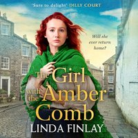 Girl with the Amber Comb - Linda Finlay - audiobook