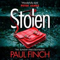 Stolen - Paul Finch - audiobook
