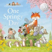 One Springy Day - Nick Butterworth - audiobook