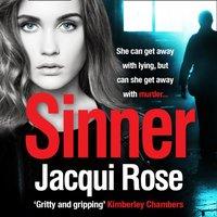 Sinner - Jacqui Rose - audiobook