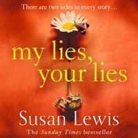 My Lies, Your Lies - Susan Lewis - audiobook