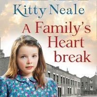 Family's Heartbreak - Kitty Neale - audiobook