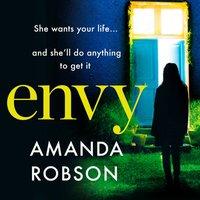 Envy - Amanda Robson - audiobook